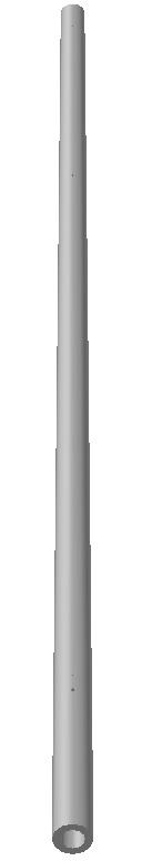Felsővezeték tartó oszlopok